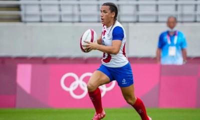 JO Tokyo 2020 - Rugby à 7 Les Bleues dominent la Chine et filent en demies
