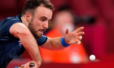 JO Tokyo 2020 - Tennis de table le bilan du jour côté français