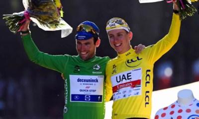 L'arrivée du Tour de France 2021 expliquée aux foules sentimentales