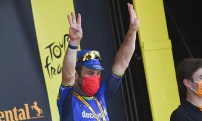 [Vidéo] Les 34 victoires de Mark Cavendish sur le Tour de France