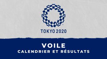 Voile – Jeux Olympiques de Tokyo calendrier et résultats
