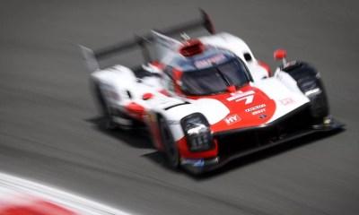 WEC : La Toyota n°7 remporte les 6 heures de Monza