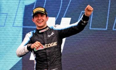 Formule 1 - Grand Prix de Hongrie Première victoire d'Esteban Ocon en F1 !