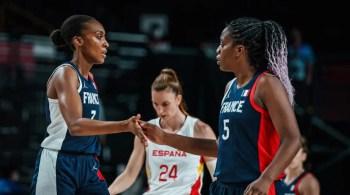 JO Tokyo 2020 – Basket : Les Bleues passent l'obstacle espagnol et filent en demi-finales !