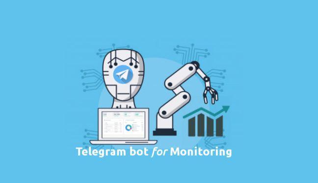 telegram bot for monitoring