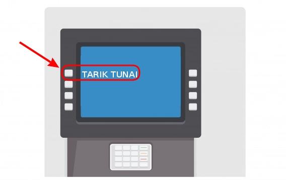ATM Link Tarik Tunai BRImo