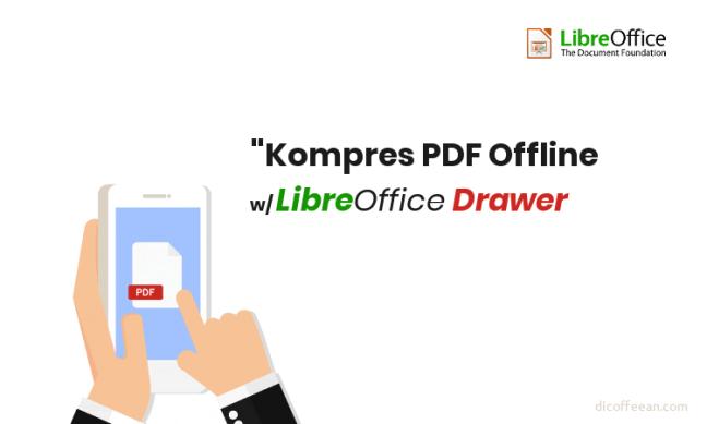 Kompres PDF offline