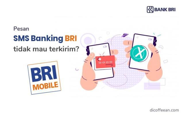 Pesan SMS Banking BRI Gagal Terkirim