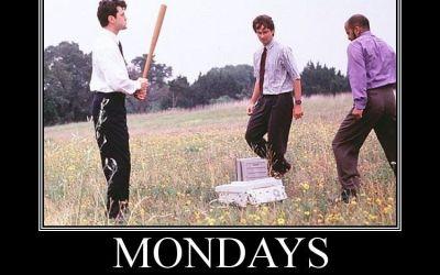 Monday morning Toobin tugging