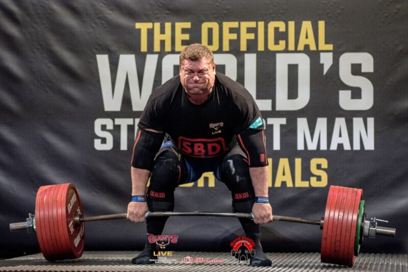 why you should train like a strongman