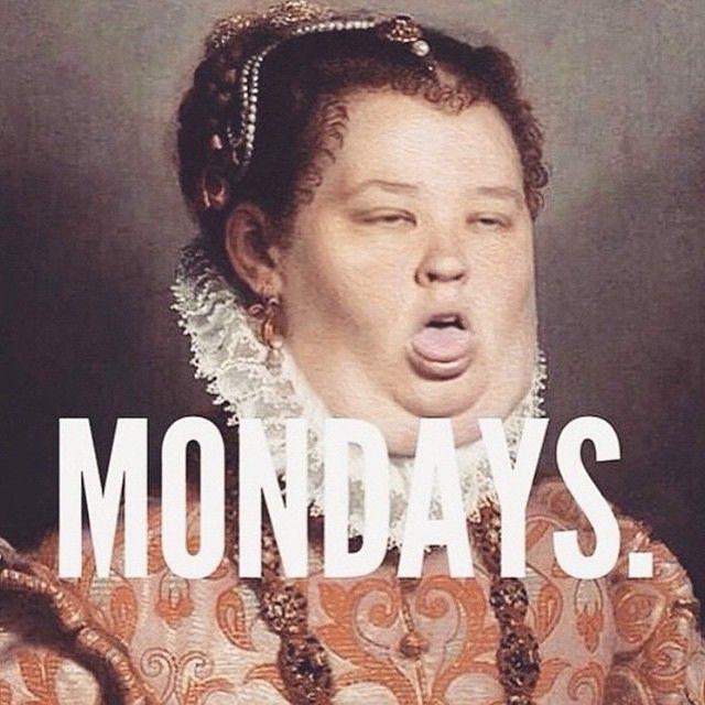 Monday morning lockdown lunacy