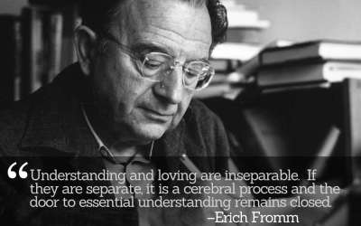 Guest Post: Lessons Learned from Erich Fromm by The Male Brain