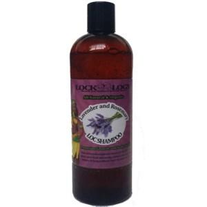 Lavender and Rosemary Organic Shampoo