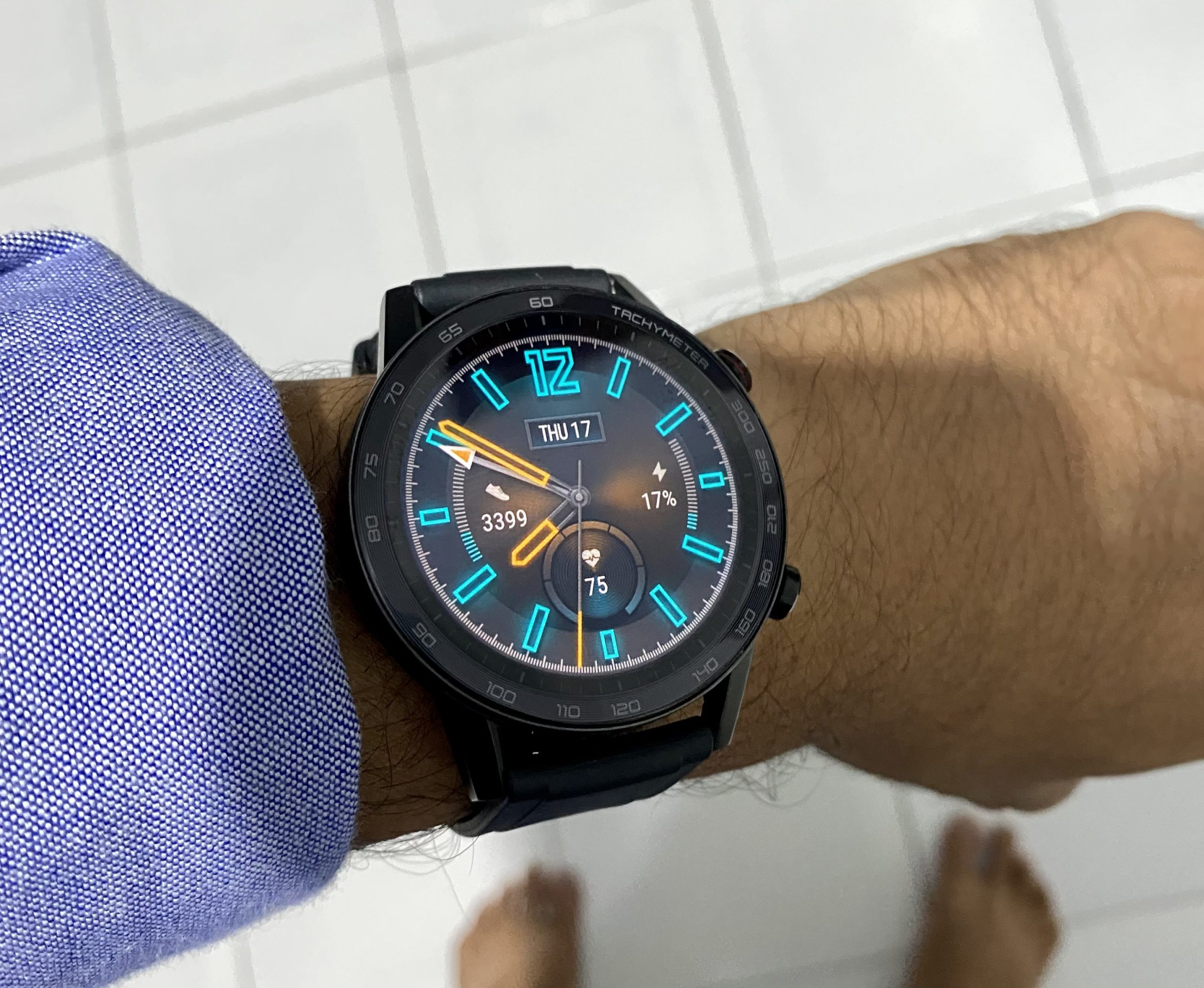 Review Honor Watch GT sebagai pengguna iPhone