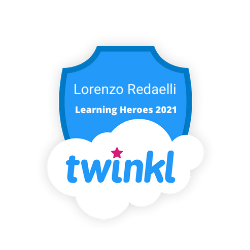Twinkl Learning hero badge