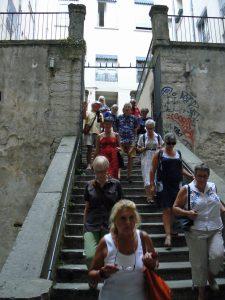 Visit to Lyon