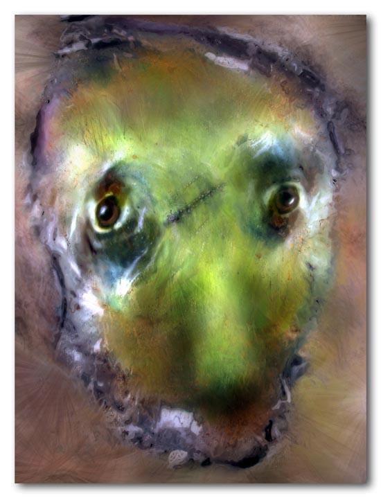 green-creature