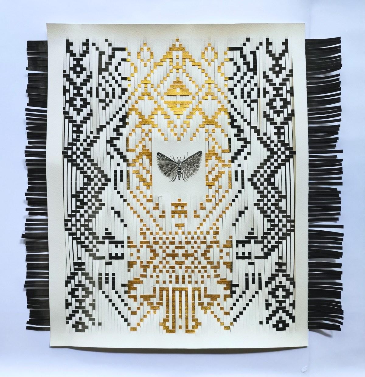 Tejido de papel