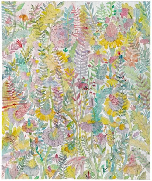 Pintura, Flores de verano de Lucia Prudencio