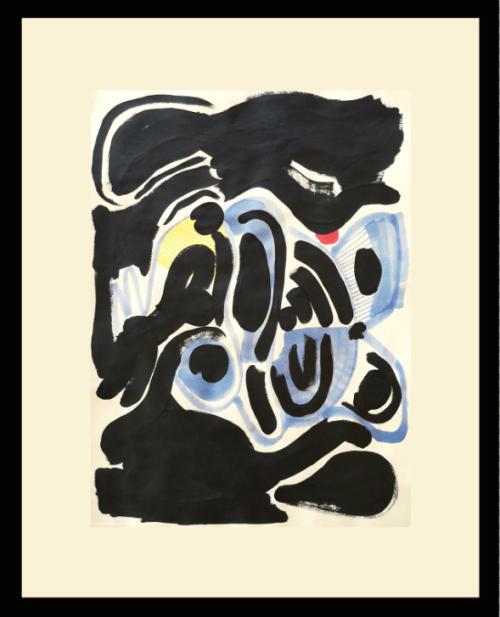 Pintura, Mamá (abrazo) de Diana Quintero Vallejo