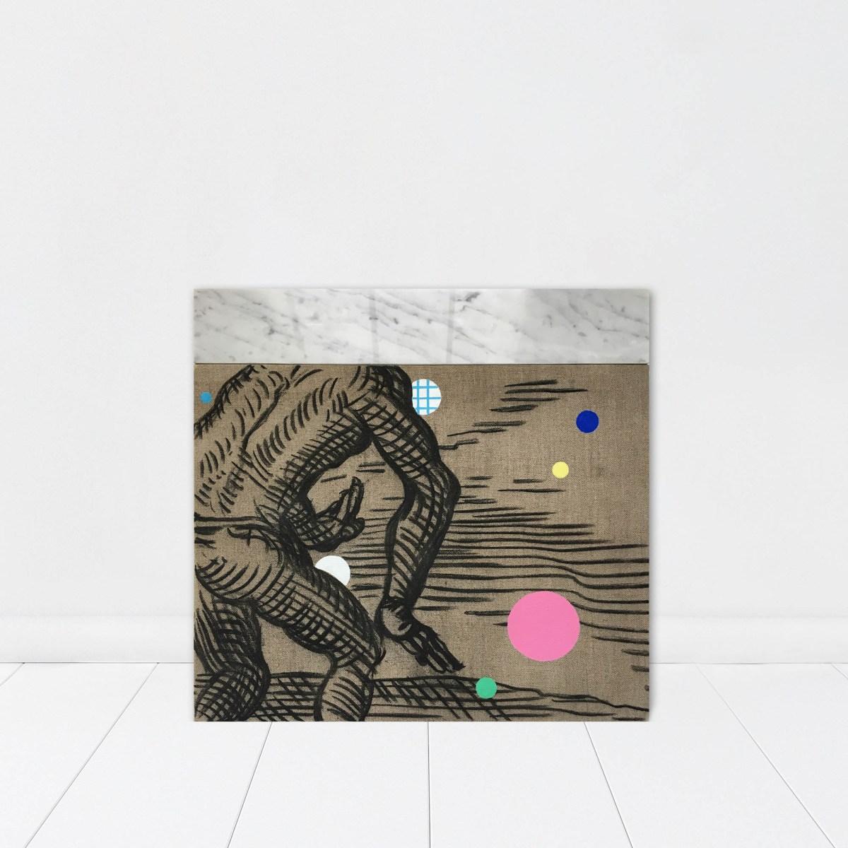 Obra Movimiento de Alejandro Pintado