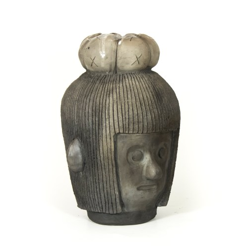 Diego Teo, obra en cerámica de media