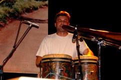 Roman Buss Didgeridoo und Trommel
