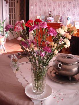 Bouquet flirt