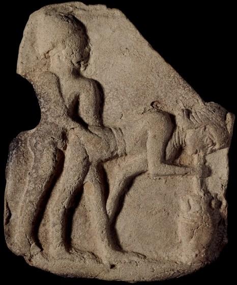 Levrette Mésopotamie