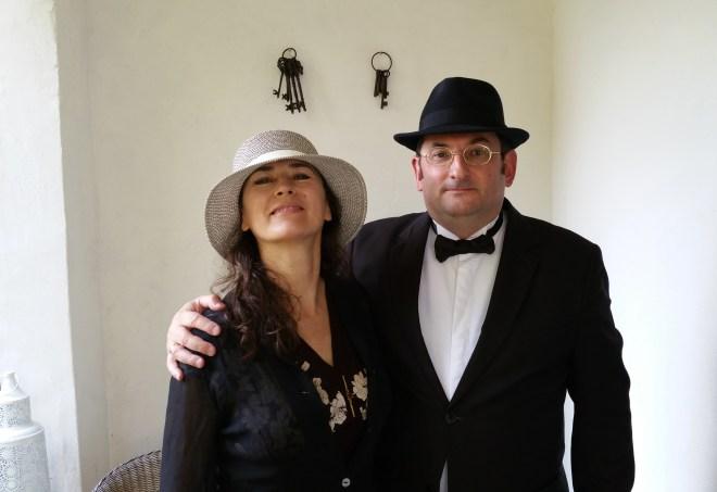 Marie-Pierre et Didier Long