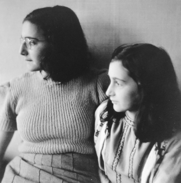 Margot et Anne Frank