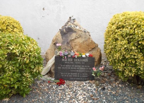 Portbou-WalterBenjamin Tombe-2