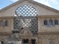 Yeshiva, Al Shuhada street
