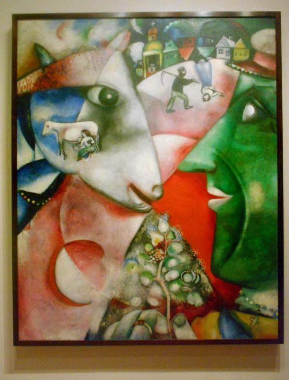 Chagall, moi et mon village 1911