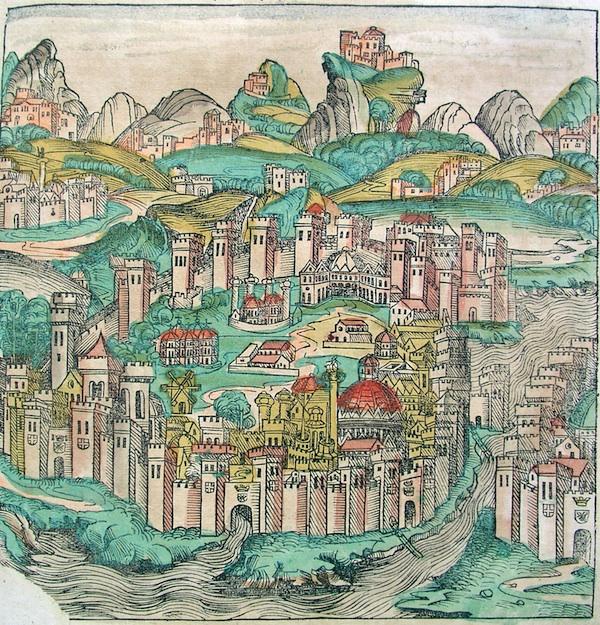 constantinople v 1550