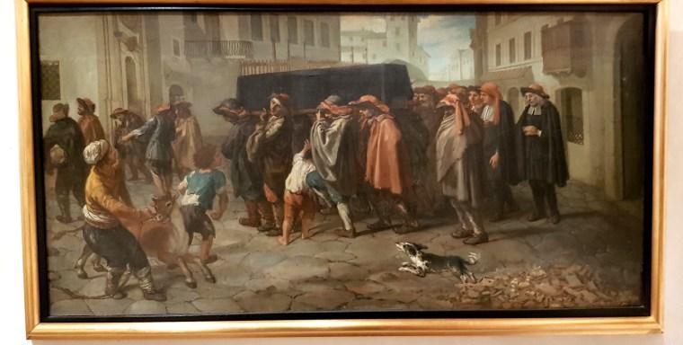 Procession funéraire