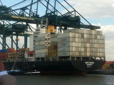 2011 - Port d'Anvers - Cargo