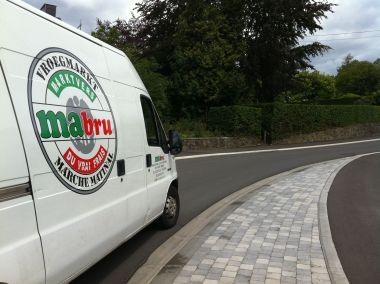 Même le tour de Wallonie n'arrête pas MABRU