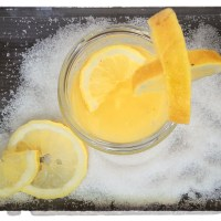 Lip Scrub Lemon And Sugar DIY