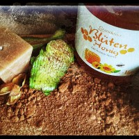 Homemade Face Mask Avocado And Cocoa