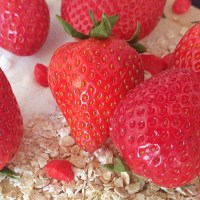 How To Have Soft Skin With Strawberry DIY