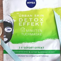 Nivea Skin Detox Effect Sheet Mask Review
