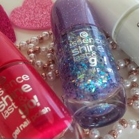 Shine Last  & Go Gel Nail Polish By Essence