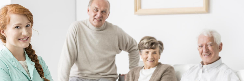 Zelfsturende teams in de ouderenzorg