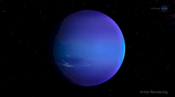 Neptune was the first planet to get its existence ...