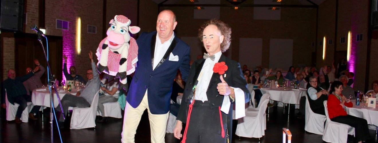 Comedy-Dinner-Show im Gutshof Itterbach in Willingen
