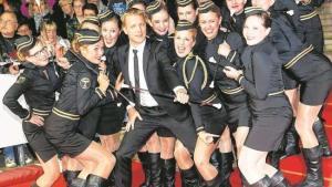 VfL Twirling beim Leipziger Opernball