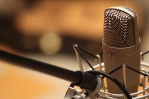 Sprech-Mikrophon