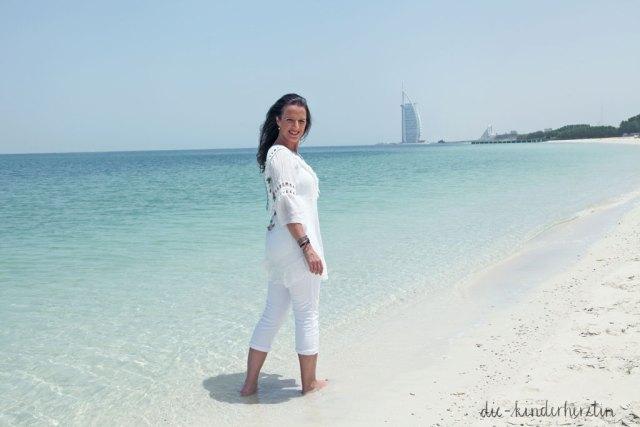 Dubai Fotoshooting am Strand
