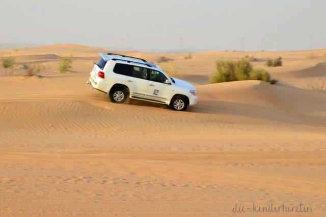 Dubai Wüstensafari Jeep